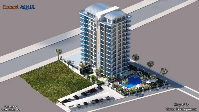 8 1 Alanyassa Turkki myytävät asunnot Alanyassa  sivumme asuntoja