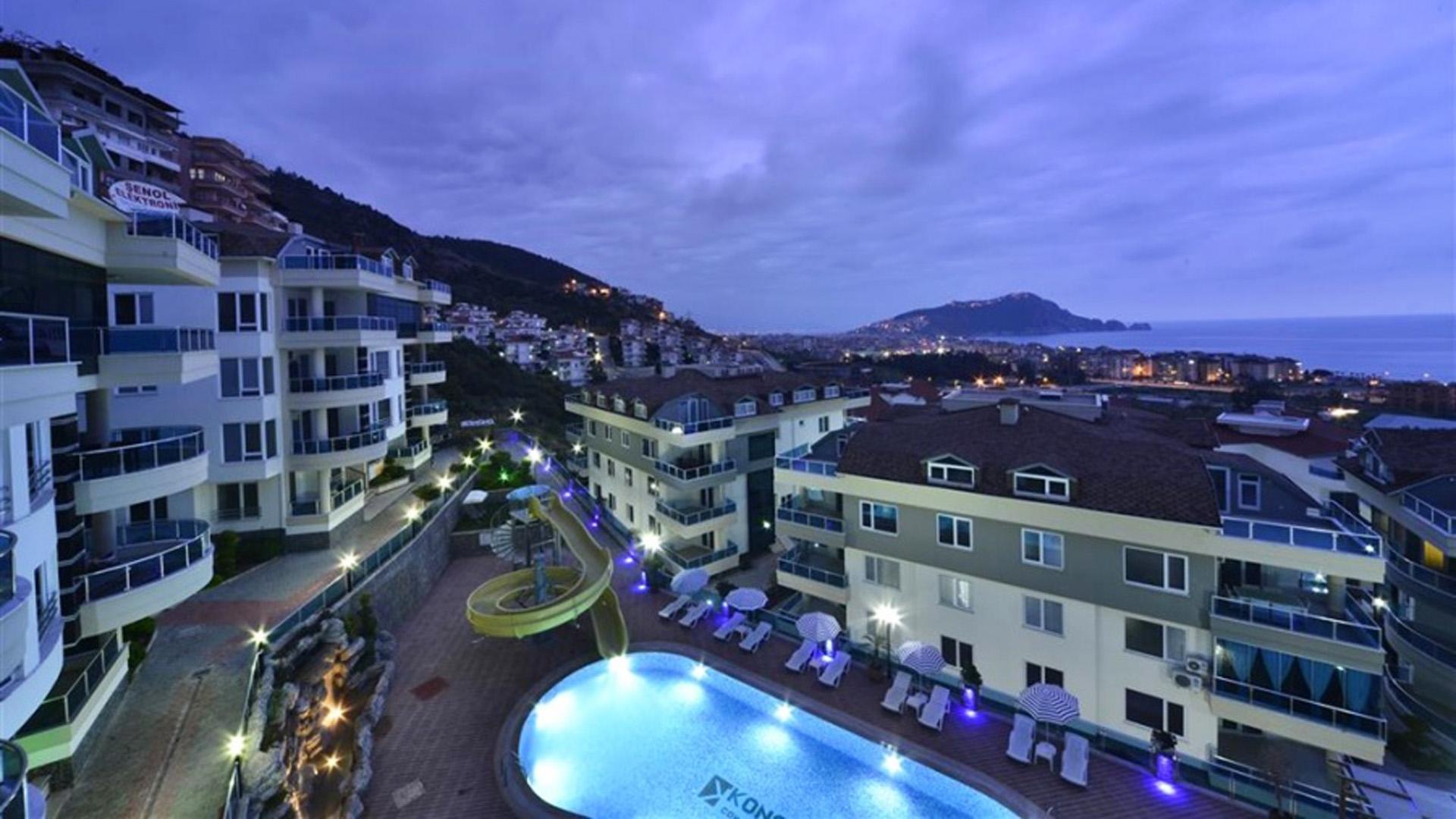 Vuokraa asunto Alanyassa Turkki | Löydä kalustettu asunto