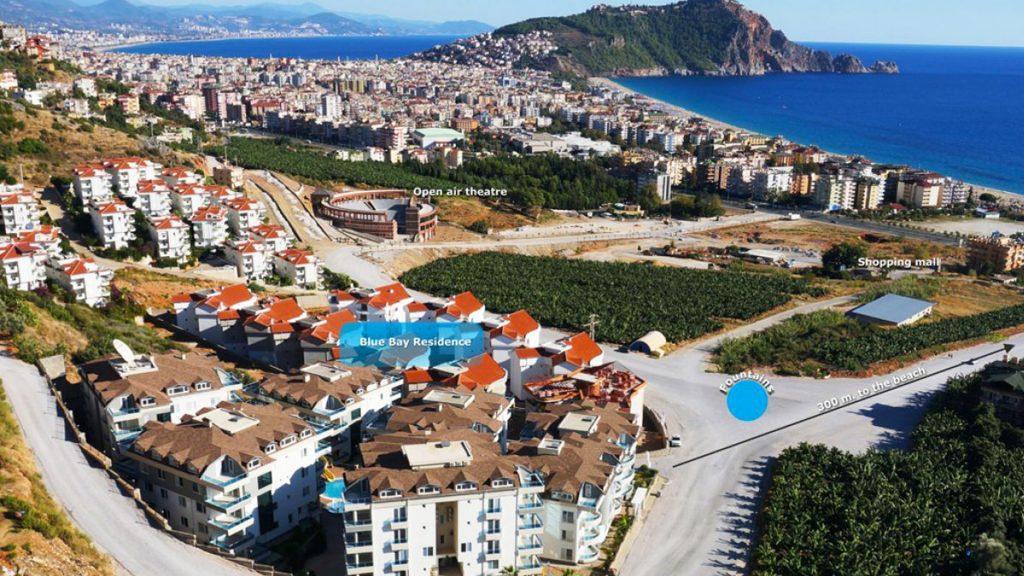 3 1024x576 Vuokraa asunto Alanyassa Turkki | Löydä kalustettu asunto