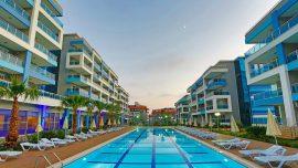 Myytävät asunnot Alanyassa  | Parasta uutta Turkki