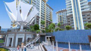 Myytävät asunnot Alanyassa  | Katso upeat uudiskohteemme