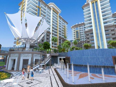 6 Myytävät asunnot Alanyassa  | Katso upeat uudiskohteemme