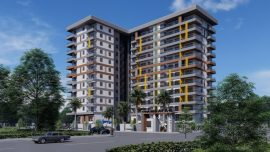 Myytävät asunnot Alanyassa 2020